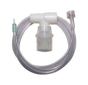 Kit de Nebulização em T para Circuito de Ventilação Mecânica