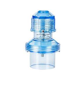 Válvula PEEP ajustável, para reanimador, de 5 a 20 cmH2O