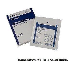 Curativo Alginato de Cálcio Curasorb, Covidien, unidade
