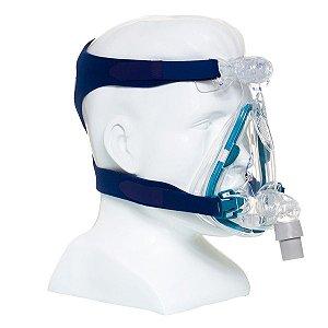 Máscara facial Mirage Quattro Full Face, tamanho M - ResMed