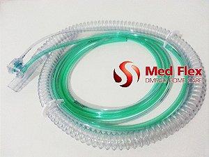 Circuito Adulto de Ramo Único com Válvula Ativa, em PVC