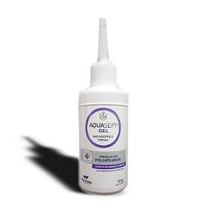 AQUASEPT Gel Barreira de Adesão incolor e hidratante c/ Polihexanida PHMB, Frasco Almotolia