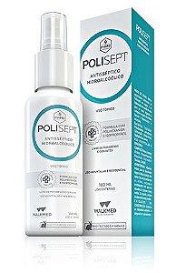 Antisséptico POLISEPT para Higienização Clínica c/ Polihexanida e Isopropanol