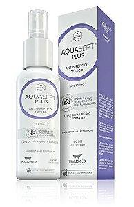 AQUASEPT PLUS Solução Aquosa para Higienização da Pele c/ Polihexanida - PHMB