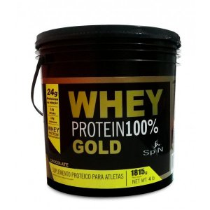 Balde 1.8kg Whey Gold - Sport  Nutrition