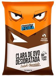 ALBUMINA 1kg CHOCOLATE - NETTO ALIMENTOS