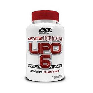 LIPO 6 - NUTREX