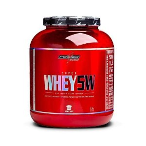 SUPER WHEY 5W - INTEGRALMEDICA