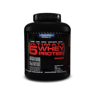 5 WHEY PROTEIN ULTIMATE - PROBIOTICA