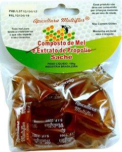 Sachê Mel  Própolis  100 g