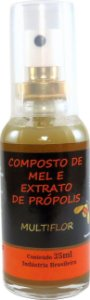 Spray de Mel com Própolis 35 ml