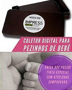 Almofada/Coletor Impressão Digital - Cerâmica Microporosa