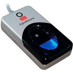 Leitor Biométrico Digital Persona U Are U 4500 Original
