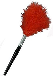FS-BRFDR, espanadores de pó para impressão latente vermelha 20.32cm  SKU: FS-BRFDR