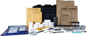 "Kit Master Evidence Collection ""Bag It And Tag It"" SKU: FS-CKBITI"