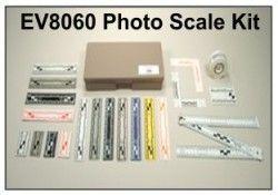 Kit de escala fotográfica SKU: EV8060