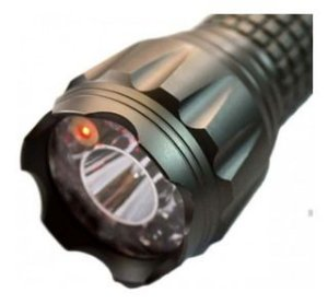Lanterna Tática Inspeção Luz Verde Dactiloscópica para uso militar