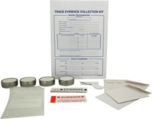 Kit básico de coleta de evidências de rastreamento com tamanhos 20cmx27cm - 10 kits / caixa SKU: FS-TEC01