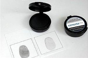 Almofada/ Coletor de Impressão Digital - Superfície de Polímero Microporoso - Capacidade para 500 coletas
