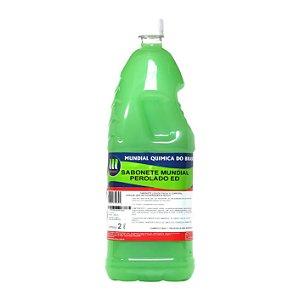 Sabonete Líquido Mundial Perolado ED - 2 L
