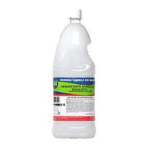 Desinfetante Mundclean Eucalipto - 2 L