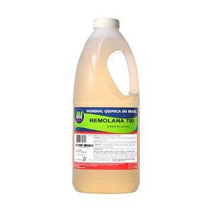 Detergente Líquido para Lavar Roupas - Remolana 700 - 2 L