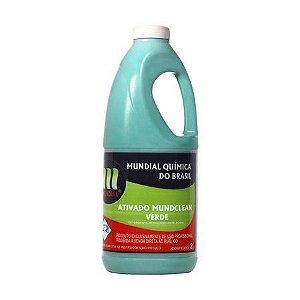 Limpa Baú - Ativado Mundclean Verde - 2 L