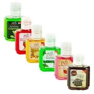 Gel para massagem Soft Love - Toque quente sabores variados