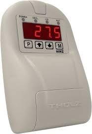 Controladora Digital para aquecimento solar Tholz