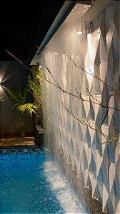 Cascata Ducha 100cm Aço Inox
