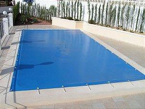 Capa de proteção para piscinas-  metro