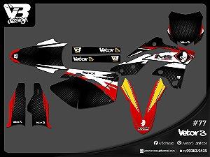KIT GRÁFICO KX / KXF - 03