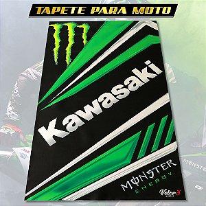 Tapete Moto Kawasaki
