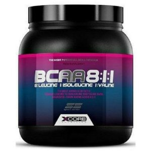 BCAA Powder 8:1:1- (300g) - XCore Nutrition
