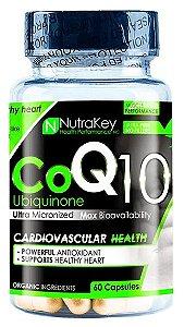 CoQ10 50mg (60 cápsulas) - NutraKey