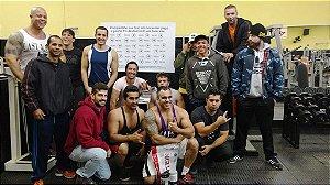 Campeonato de Supino - 18/07/2016 - Academia Highlander