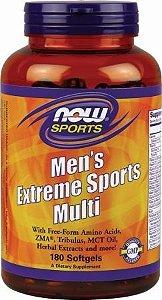 Men's Extreme Sports Multivitamínico - Now Sports