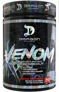 Venom (40 Doses) - Pre-Treino Importado - Dragon Pharma