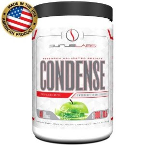 Condense (300g) - Pré-treino - Purus Labs