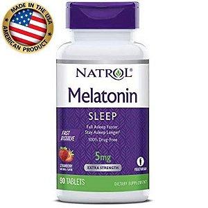 Melatonina - Natrol