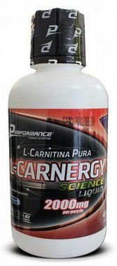 L Carnergy Science 2000mg - (474ml) - Performance Nutrition