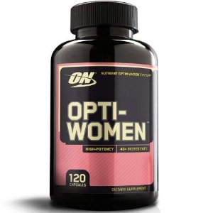 Opti-Women - Multivitamínico - Optimum Nutrition