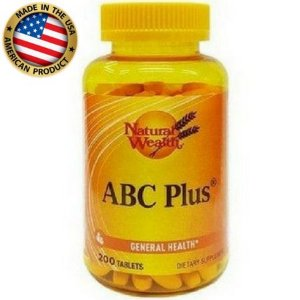 Multivitamínico ABC Plus - Natural Wealth