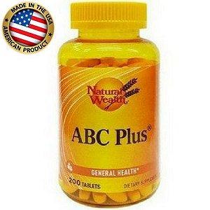 Multivitamínico ABC Plus - Natural Wealth
