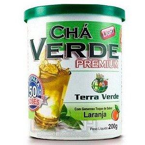 Chá Verde Premium - (200g) - Terra Verde