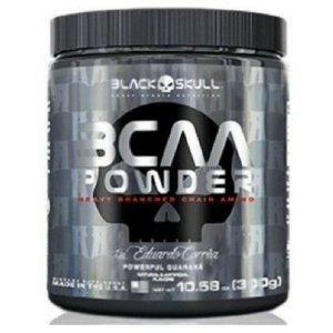 BCAA POWDER - (300g)  - Black Skull