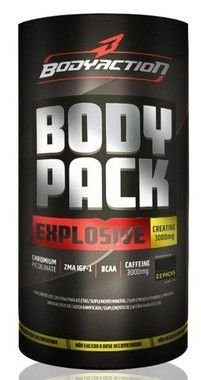 Body Pack Explosive - Body Action