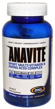 Anavite - (180Tabs) - Gaspari Nutrition