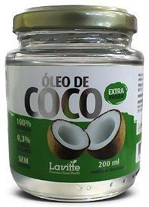 Óleo de Coco - (200ml) - Lavitte