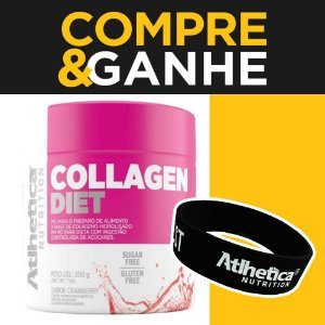 Collagen Colageno - Atlhetica Nutrition